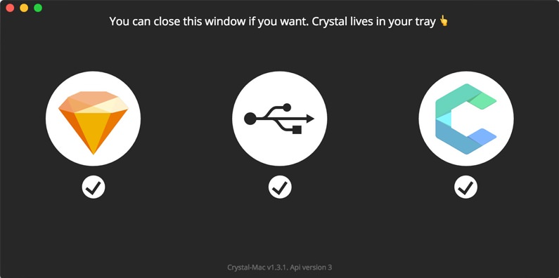 Crystal 在Android手机上实时预览Sketch设计兼容最新版Sketch 61.2-Sketch Mirror for Android